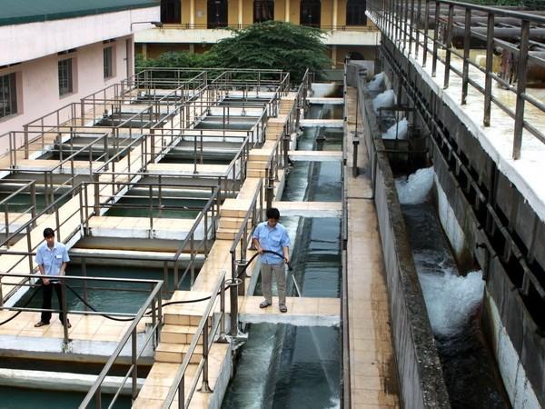 Hà Nội: Phê duyệt tổng mặt bằng nhà máy nước mặt sông Hồng