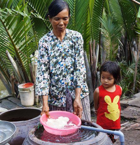 Vĩnh Long: Đầu tư 72 tỷ đồng cho chương trình nước sạch vệ sinh môi trường nông thôn