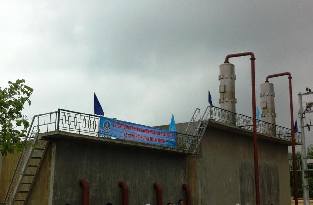 Bắc Ninh: Phấn đấu 100% dân số nông thôn được sử dụng các nguồn nước hợp vệ sinh