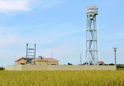 Ninh Bình: Nâng cao chất lượng, hiệu quả hoạt động của các trạm cấp nước tập trung