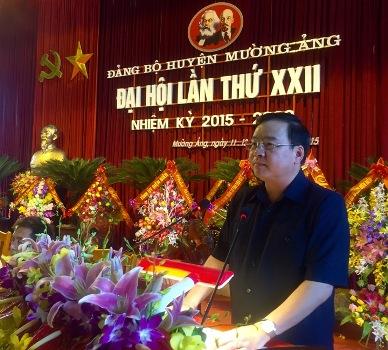 Một số vấn đề rút ra sau Đại hội Đảng bộ cấp trên cơ sở của tỉnh Điện Biên