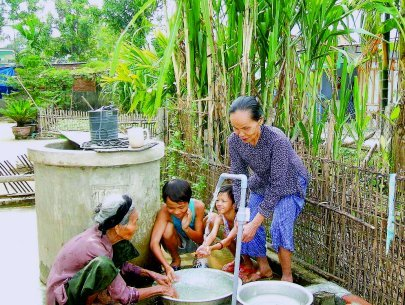Đà Nẵng: Hơn 14 tỷ đồng đầu tư 3 công trình cấp nước sạch nông thôn