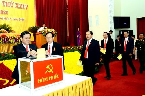 Quảng Ninh: Bí thư, Phó Bí thư cấp ủy trúng cử với tỷ lệ phiếu từ 90% trở lên