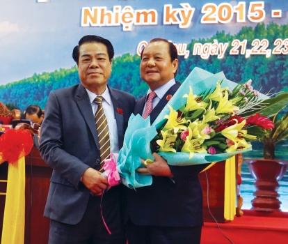 Khai mạc Đại hội đại biểu Đảng bộ tỉnh Cà Mau lần thứ XV, nhiệm kỳ 2015 – 2020